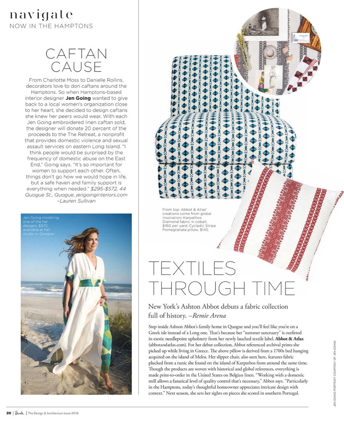 Beach Magazine - August 2018