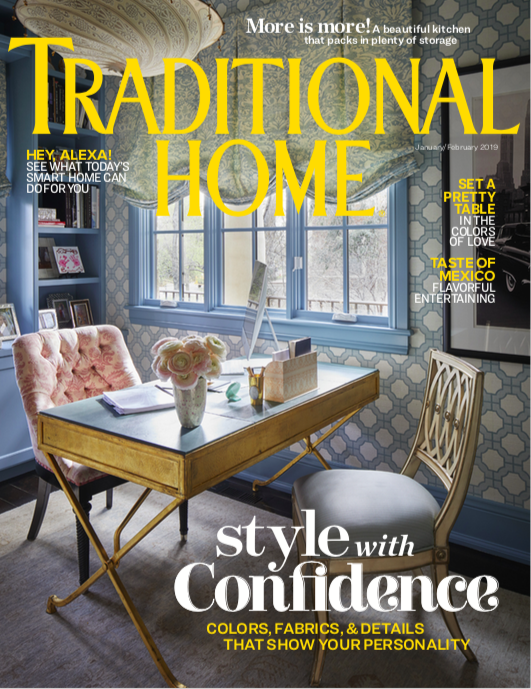 Traditional Home - January/February 2019