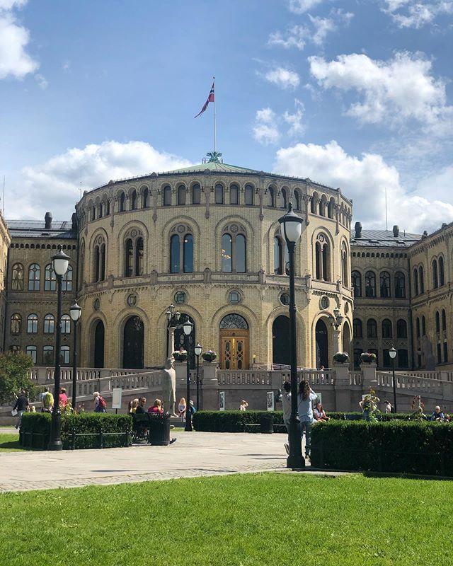 Beautiful Oslo in the summertime! ☀️ #abbotandatlastravels