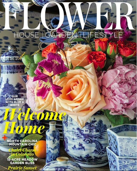 Flower Magazine - September/October 2019