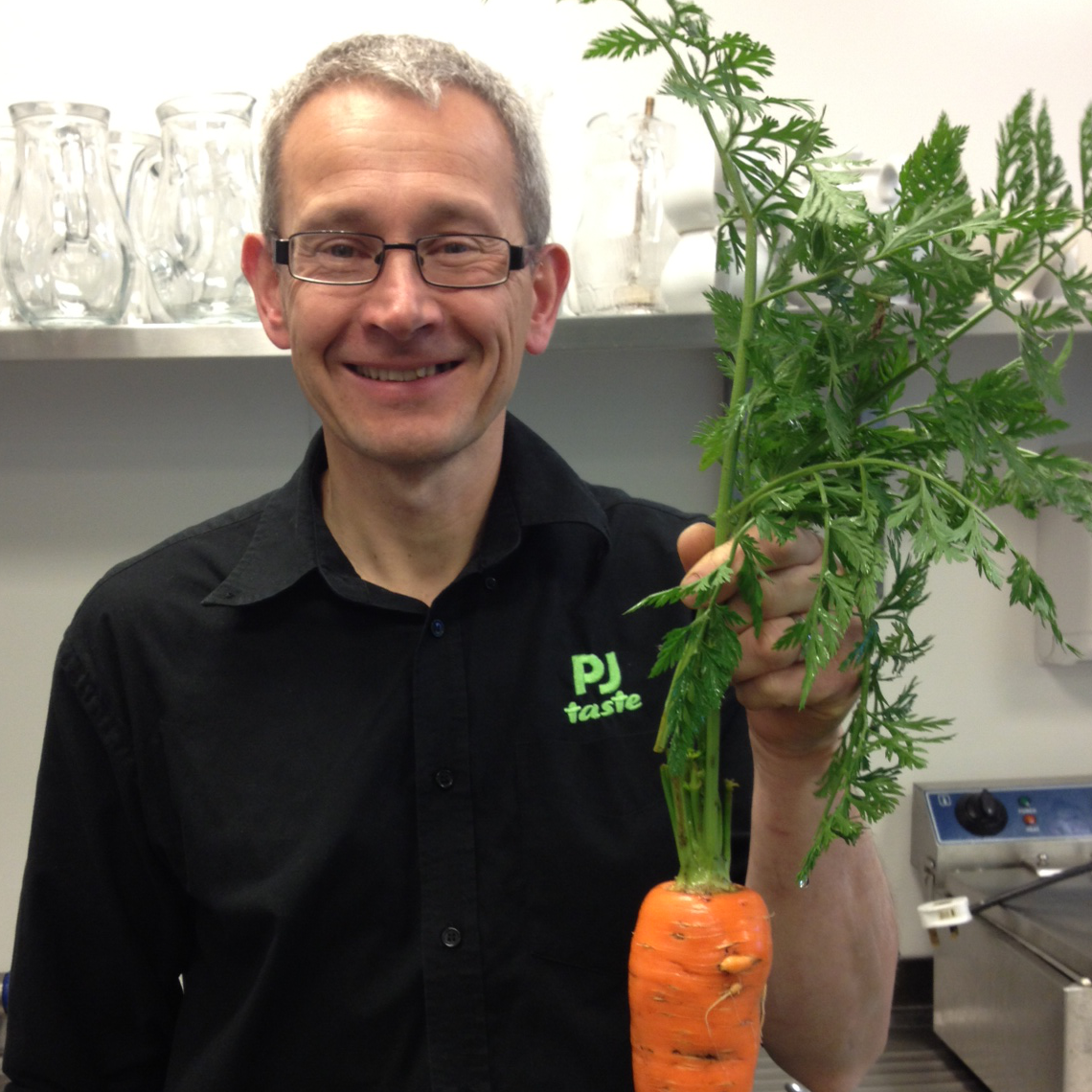 The biggest carrot that we have grown