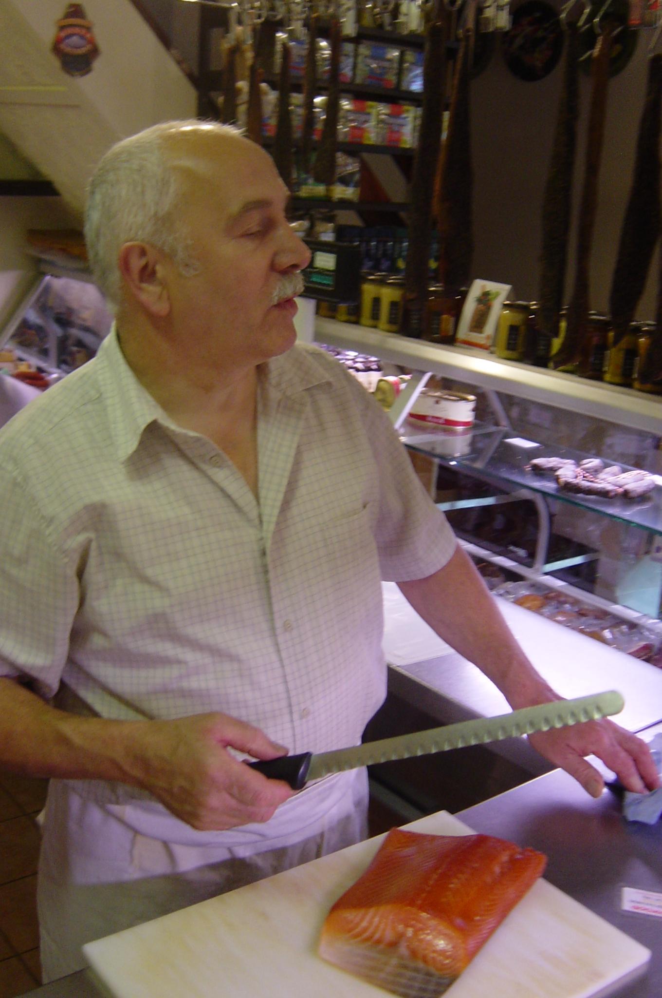 John Jaquest September 2007