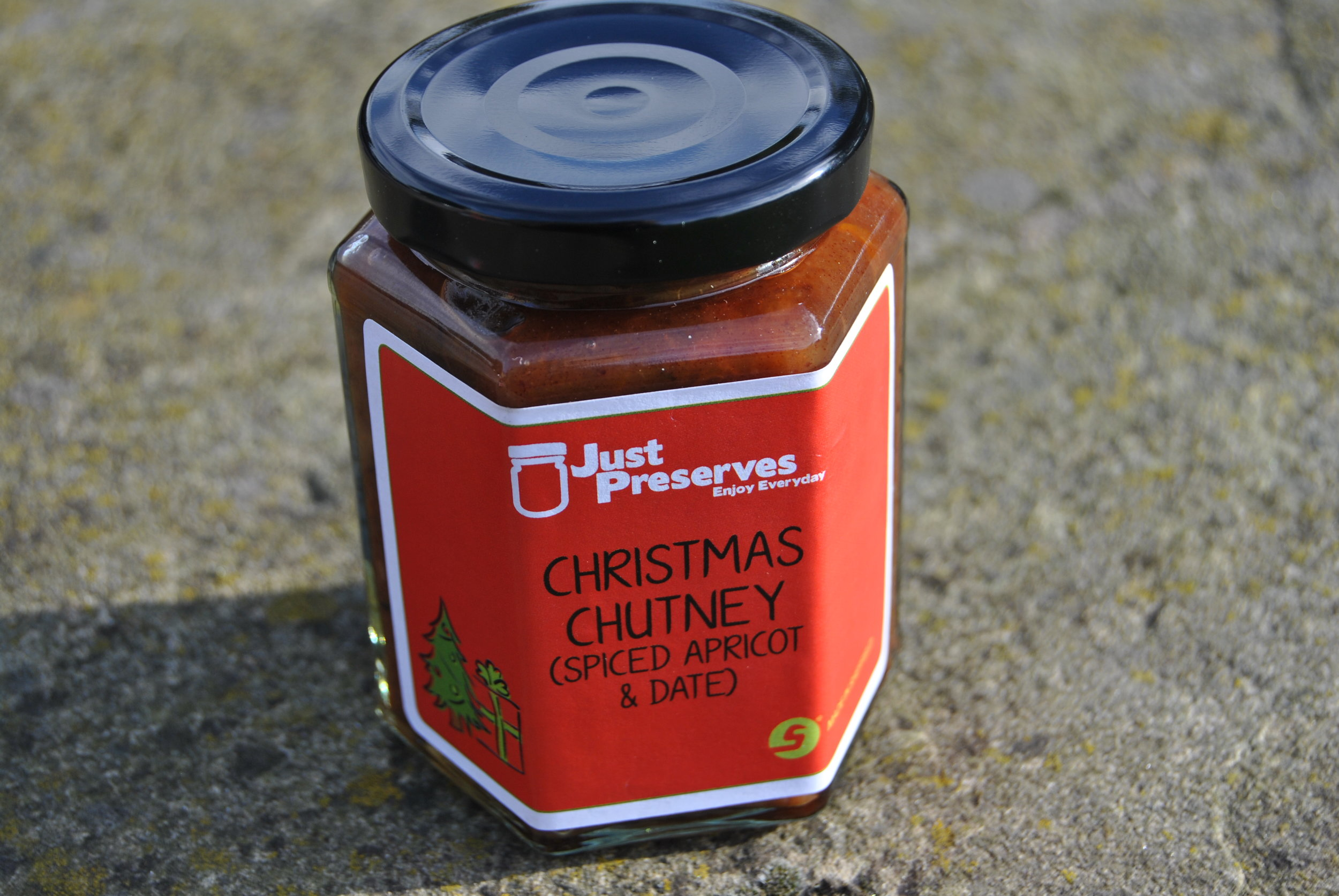 We have added a lovely Christmas Chutney made by Matthew at  Just Preserves  based in Chippinghouse Road in Sheffield.  Matthew shares the same ethos as us when it comes to the care with which he sources his ingredients.