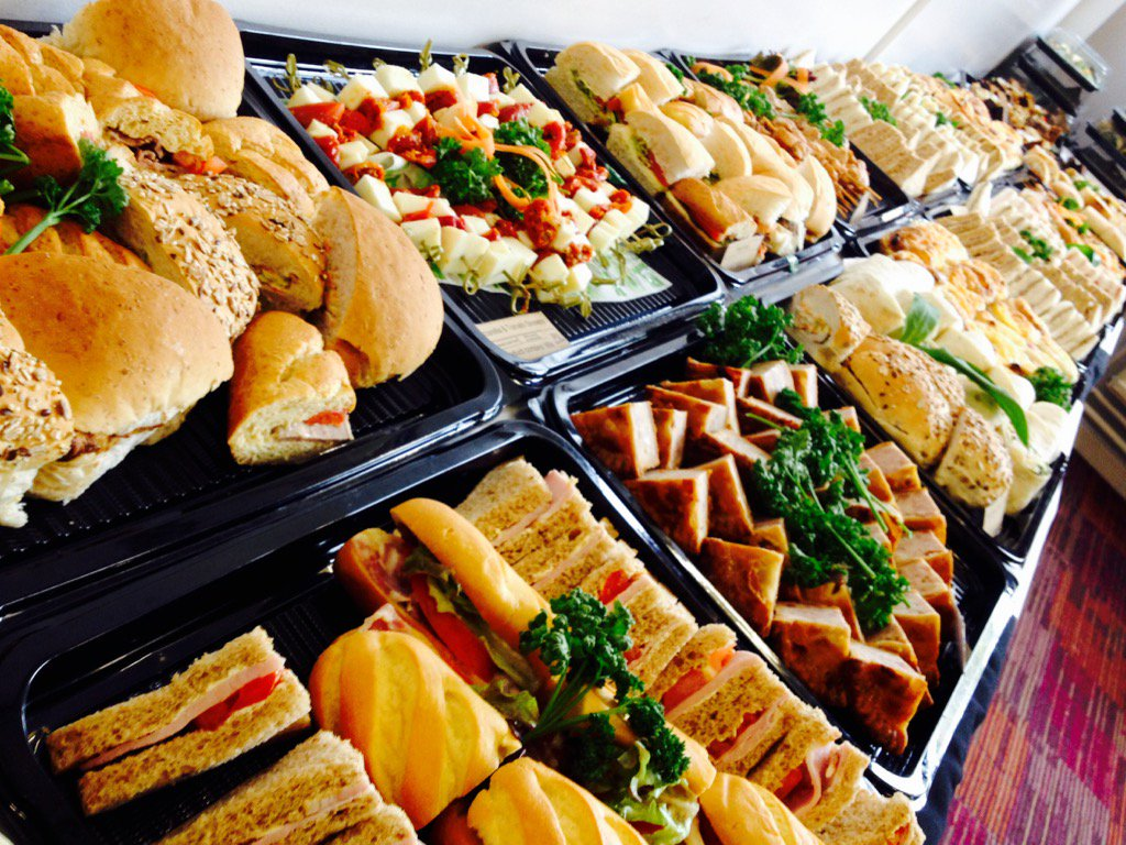 Indian style buffet selection PJ taste