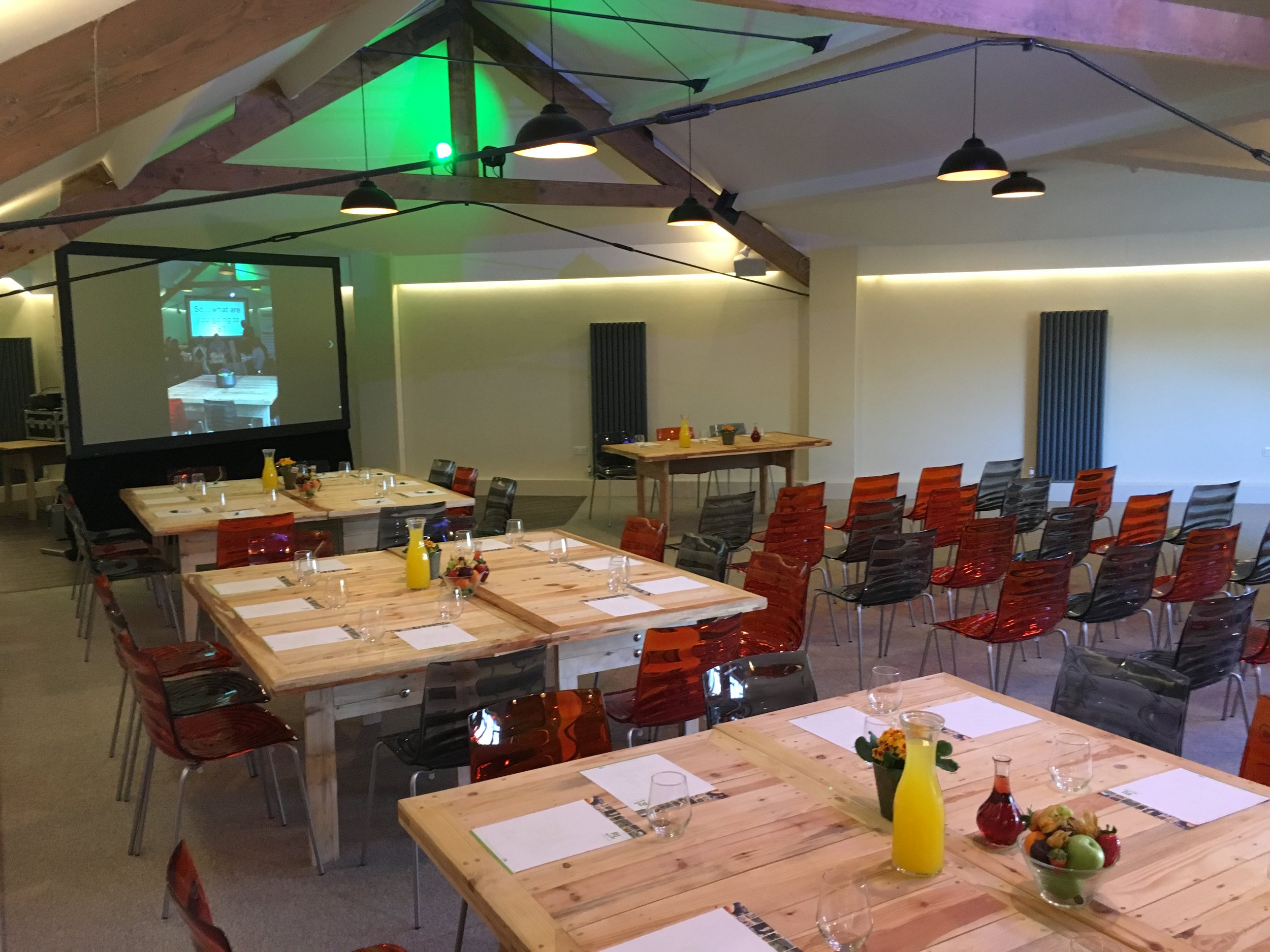 Available to rent for meetings, presentation and conference our private venue in Attercliffe, Sheffield.
