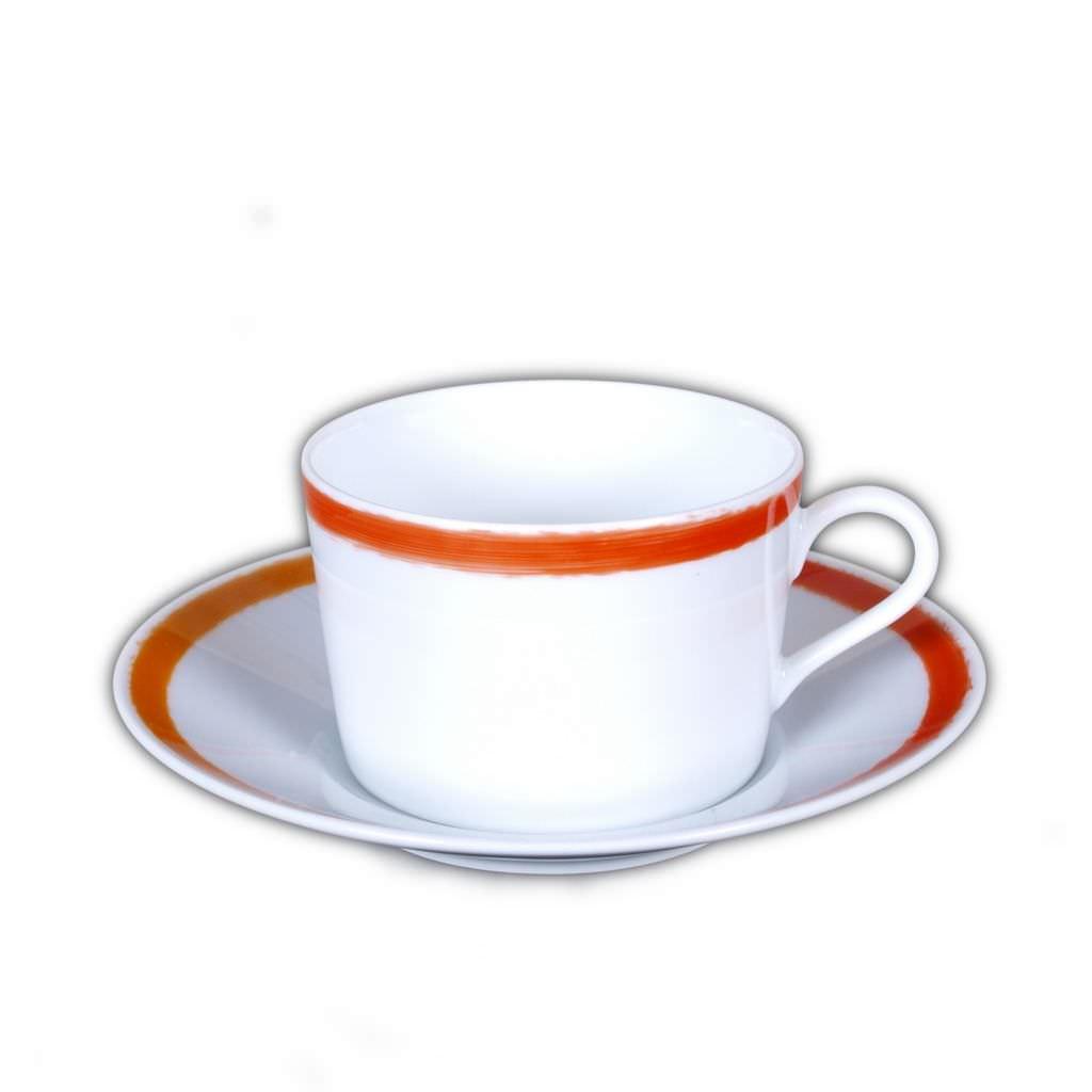 TASSE THE & SCPE -  TEA CUP & S