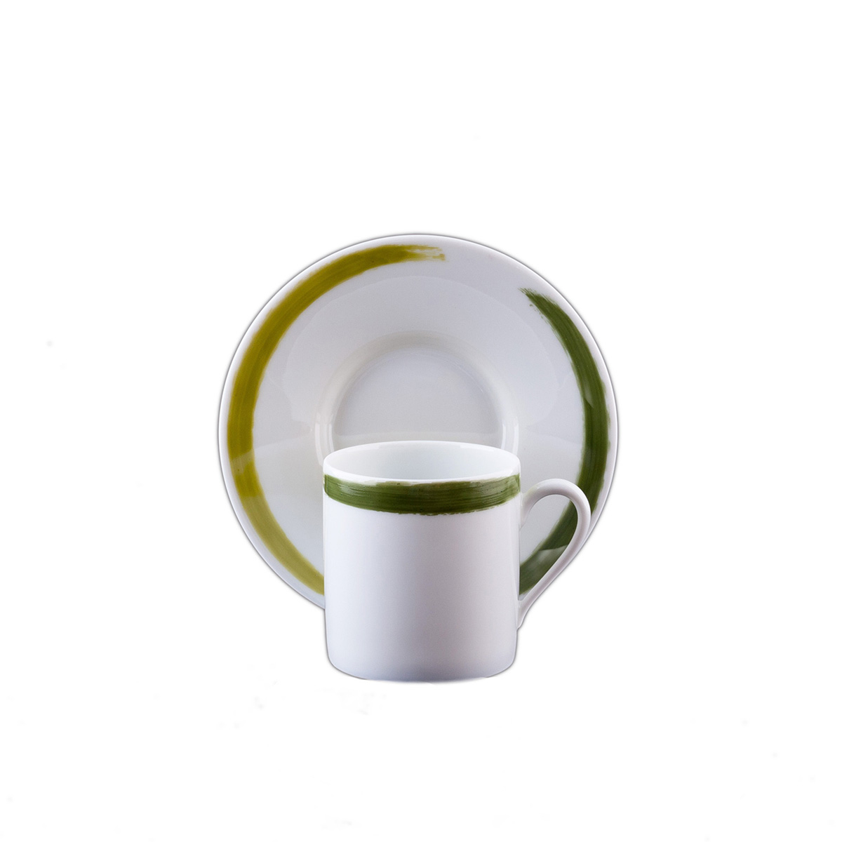 TASSE CAFE & SCPE -  COFFEE CUP & S