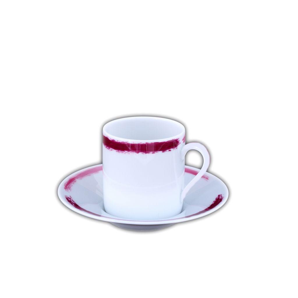 TASSE CAFE & SCPE -  COFFEE CUP & S