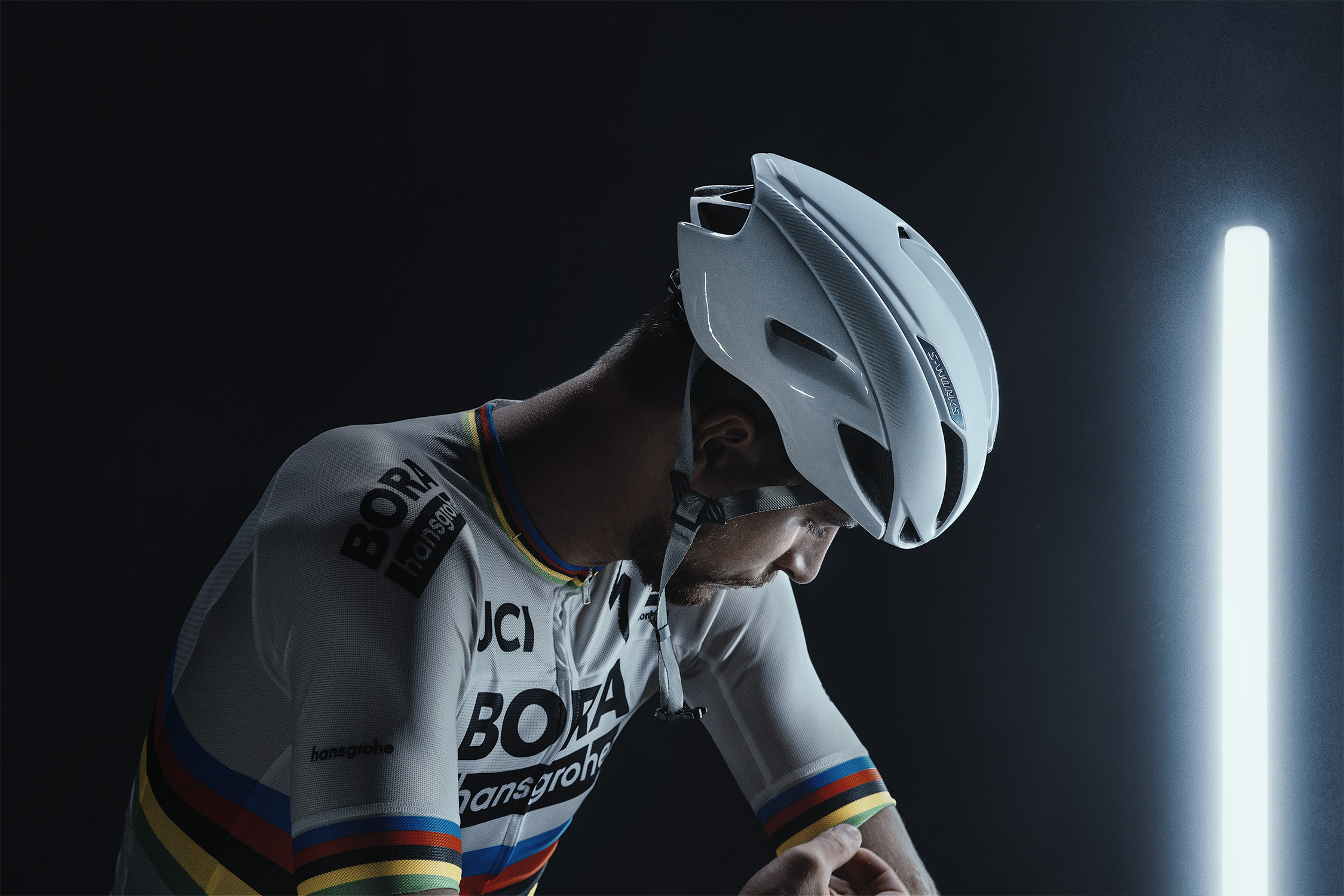2018 - SW7 & EVADE   The two largest equipment categories, SW7 and Evade offer technology, style, and quality that is unmatched across the cycling industry. We focused on elevating the product via web, social, and retail with the 3x World champion, Peter Sagan.