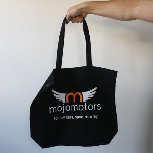 MojoMotors holiday tote giveaway