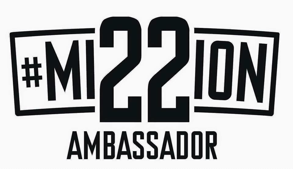 Mission 22 Ambassadors logo