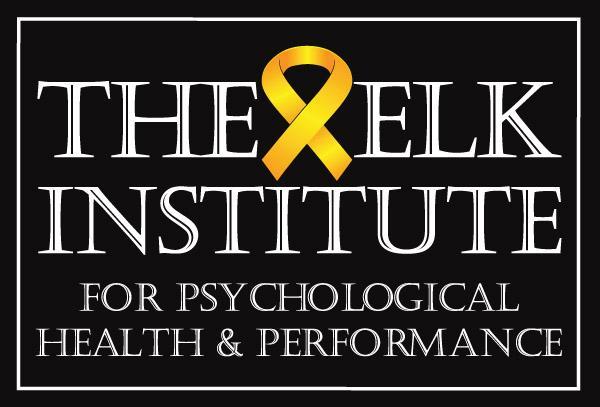The Elk Institute for Psychological Health & Performance logo