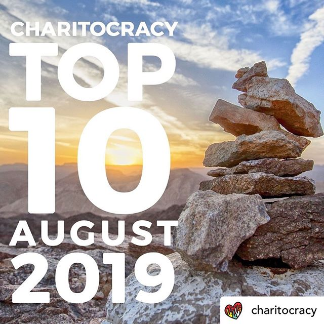Thank you to @charitocracy for including us in their August Top 10.  The organization that receives the most votes by August 31 will receive a donation of more than $1,200!  If you'd like to participate (and vote for us!) head to charitocracy.org for more information! -  @charitocracy We've narrowed down to August's Top 10! #1 #nationalinstituteforreproductivehealth #2 @reachoutandread #3 @americansunited #4 @giveamiracle #5 @mission_22 #6 @firstcandle #7 @giftsofhopeunlimited #8 @noevilproject #9 #greenschoolsnationalnetwork #10 @nokidhungry Votes counted on 8/31, winner takes $1200+! See link in bio to join in the voting... #charitocracy #top10 ・・・ Charitocracy is a 501c3 volunteer-run charity of the month club where donors pool their $1+ monthly donations, nominate favorite causes, and vote on the winner each month. Please join us! charitocracy.org ❤️ ・・・ #charityofthemonth #crowdsourcing #crowdfunding #charityclub #microphilanthropy #nonprofitsofinstagram #501c3 #strengthinnumbers #charity #charityfundraiser #nonprofit #nonprofits #nonprofitorganization #mission22 #unitedweheal