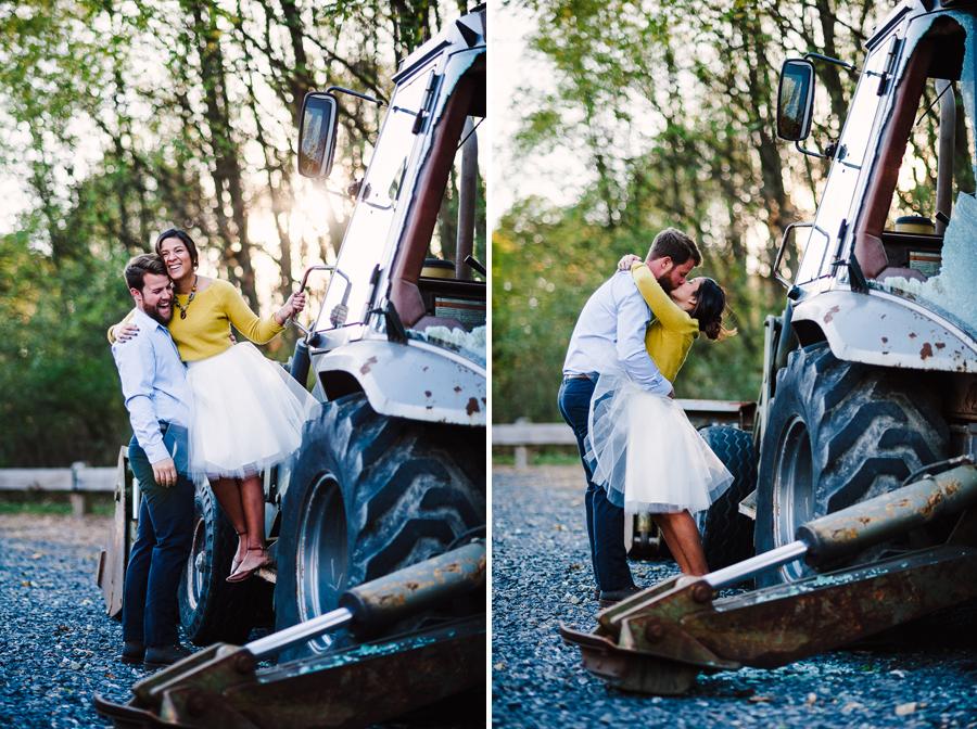 Rodale Farm Institute Wedding Photographer Trexler Nature Preserve Engagement Shoot Alexandra Grecco Tulle Skirt Philadelphia Weddings Longbrook Photography - 32.jpg