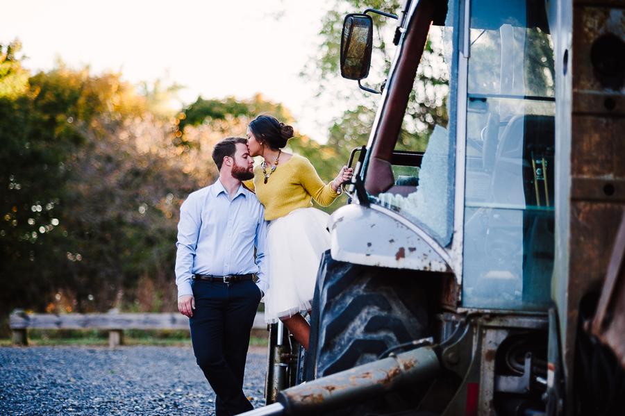 Rodale Farm Institute Wedding Photographer Trexler Nature Preserve Engagement Shoot Alexandra Grecco Tulle Skirt Philadelphia Weddings Longbrook Photography-12.jpg