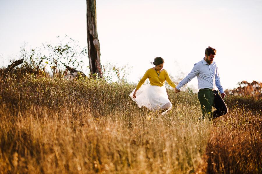 Rodale Farm Institute Wedding Photographer Trexler Nature Preserve Engagement Shoot Alexandra Grecco Tulle Skirt Philadelphia Weddings Longbrook Photography-14.jpg