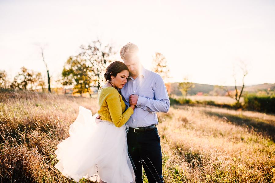 Rodale Farm Institute Wedding Photographer Trexler Nature Preserve Engagement Shoot Alexandra Grecco Tulle Skirt Philadelphia Weddings Longbrook Photography-16.jpg