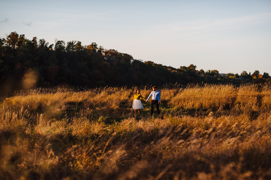 Rodale Farm Institute Wedding Photographer Trexler Nature Preserve Engagement Shoot Alexandra Grecco Tulle Skirt Philadelphia Weddings Longbrook Photography-19.jpg
