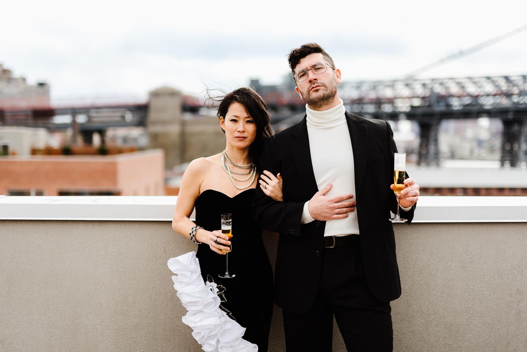 9-Williamsburg Brooklyn Wedding Photographer Brooklyn Engagement Photos NYC Weddings Brooklyn Weddings Longbrook Photography.jpg