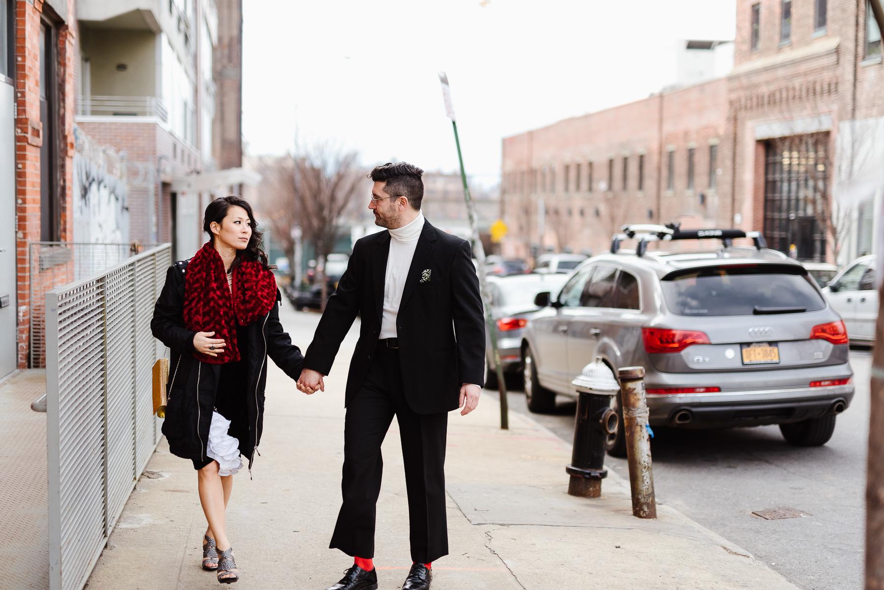 29-Williamsburg Brooklyn Wedding Photographer Brooklyn Engagement Photos NYC Weddings Brooklyn Weddings Longbrook Photography.jpg