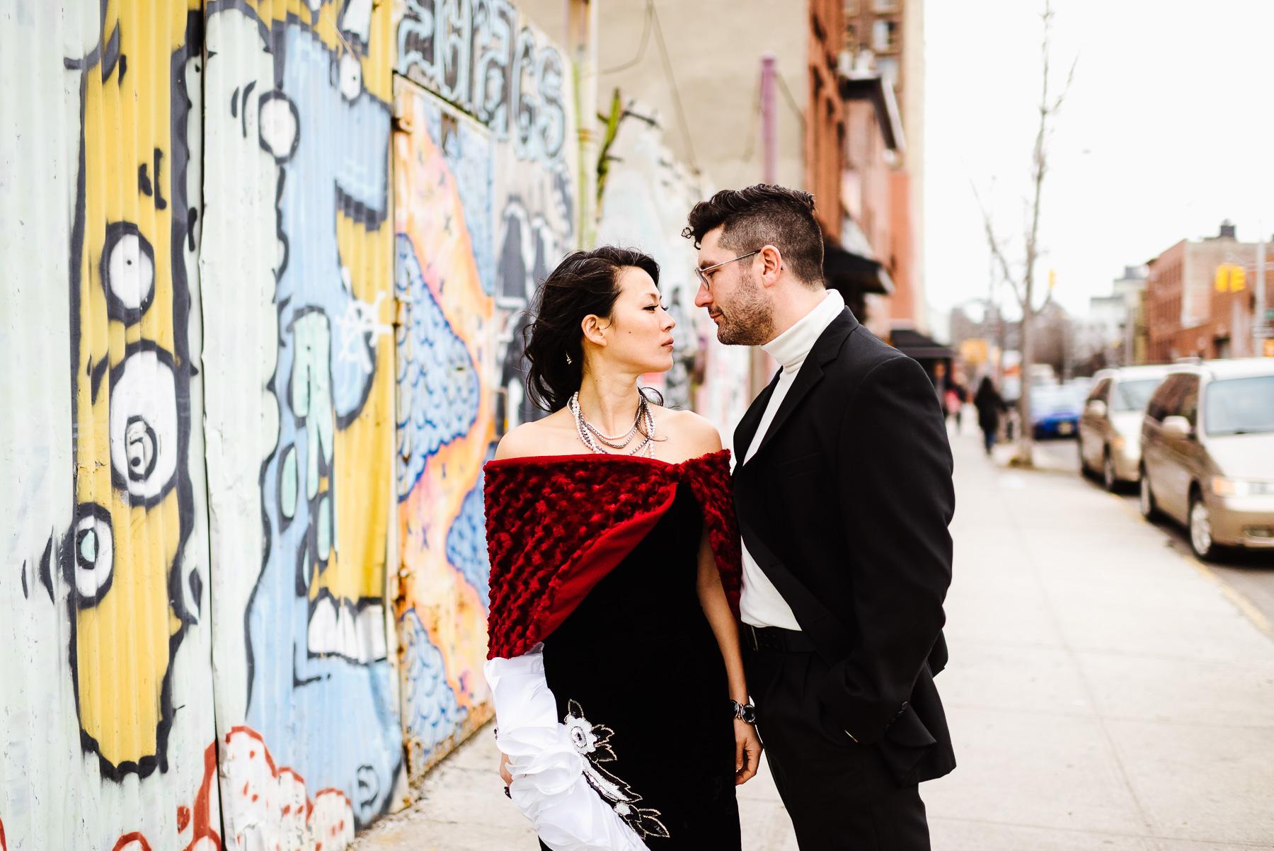 72-Williamsburg Brooklyn Wedding Photographer Brooklyn Engagement Photos NYC Weddings Brooklyn Weddings Longbrook Photography.jpg