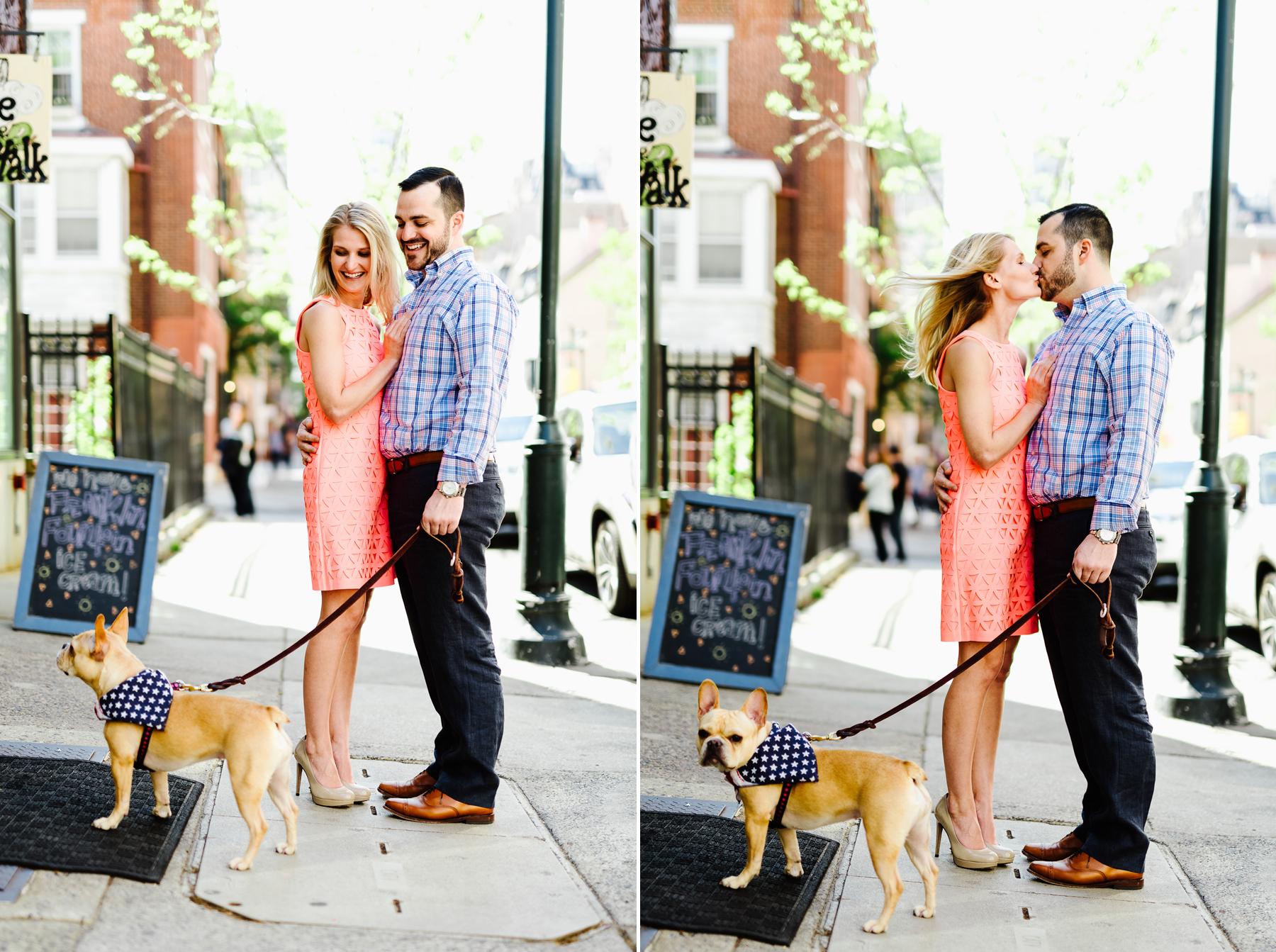 1-City Hall Philadelphia Engagement Shoot Old City Phildelphia Engagement Photos Philadelphia Wedding Photographer South Philly Weddings Longbrook Photography_004.jpg
