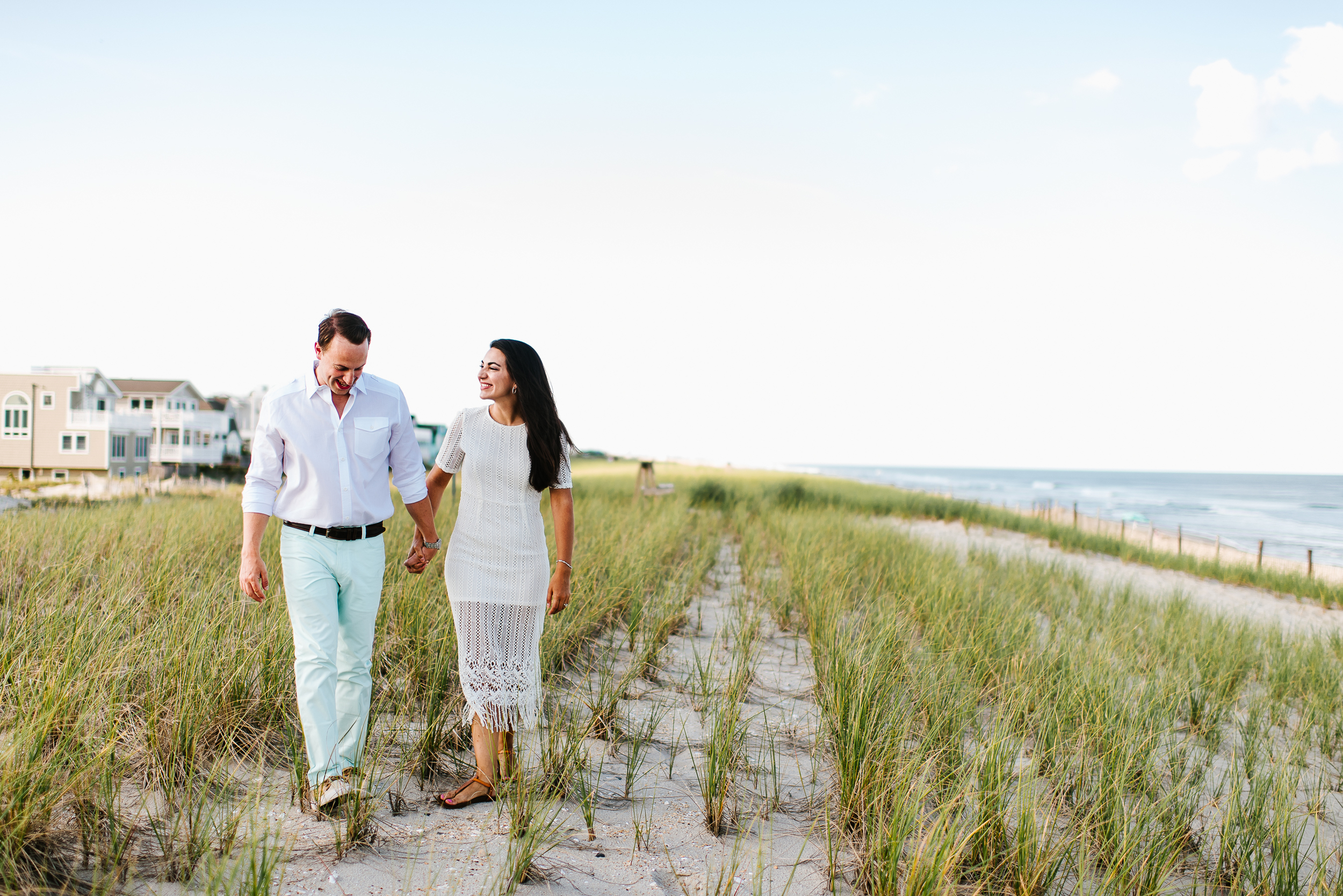 2-Long Beach Island Engagement Photos New Jersey Wedding Photographer Ship Bottom Beach Engagement Photos Longbrook Photography.JPG