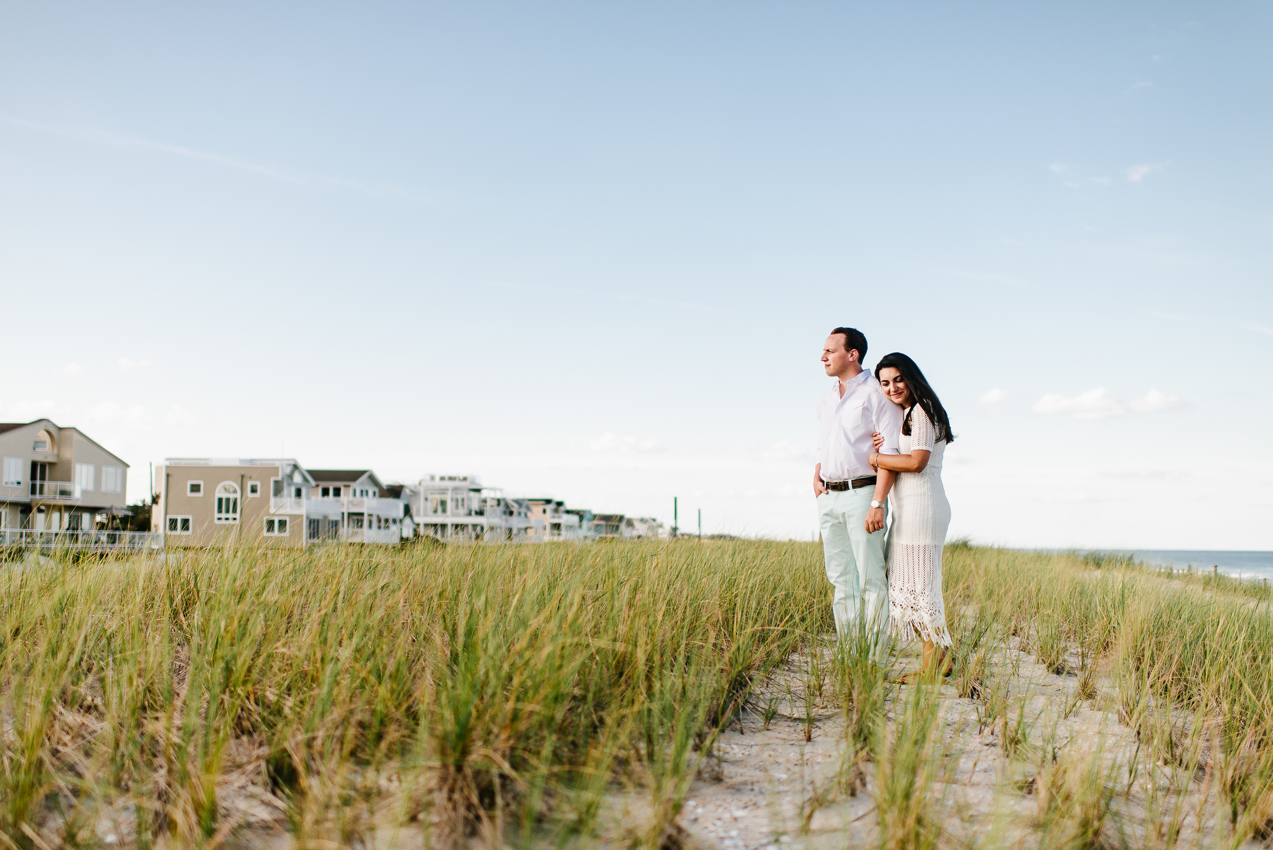 4-Long Beach Island Engagement Photos New Jersey Wedding Photographer Ship Bottom Beach Engagement Photos Longbrook Photography.JPG