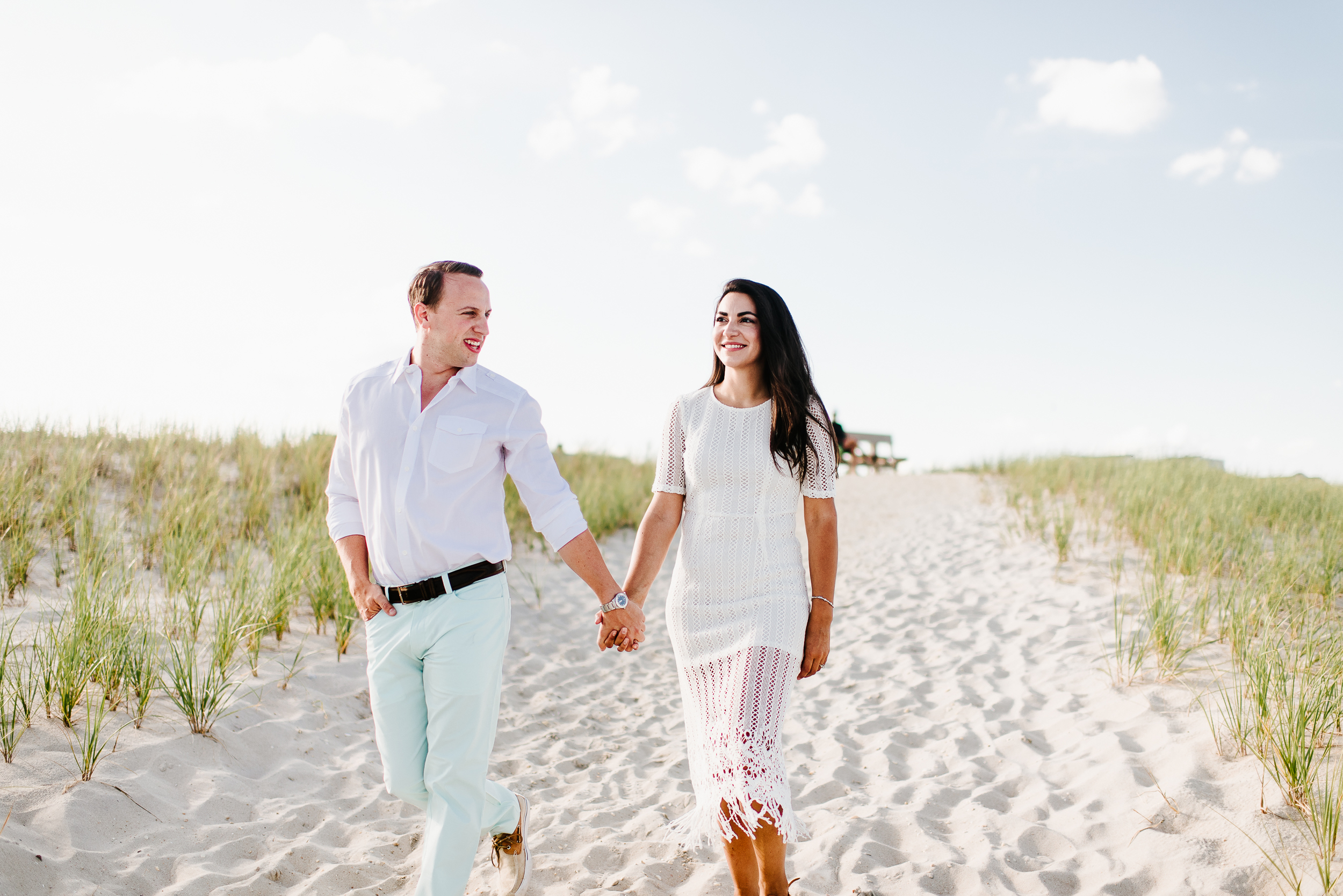 6-Long Beach Island Engagement Photos New Jersey Wedding Photographer Ship Bottom Beach Engagement Photos Longbrook Photography.JPG