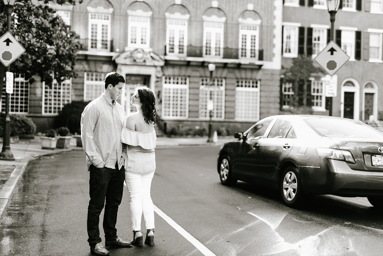 0008-Philadelphia Wedding Photographer Rittenhouse Engagement Center City Philly Engagement Photos Philly Weddings.jpg