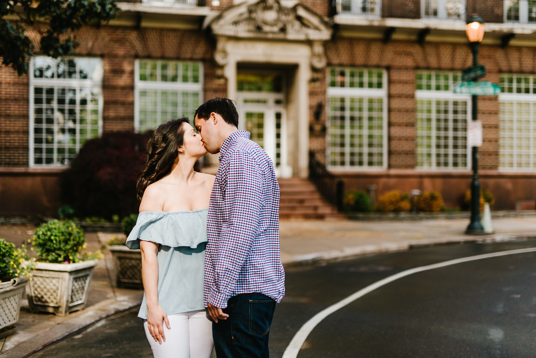 0014-Philadelphia Wedding Photographer Rittenhouse Engagement Center City Philly Engagement Photos Philly Weddings.jpg