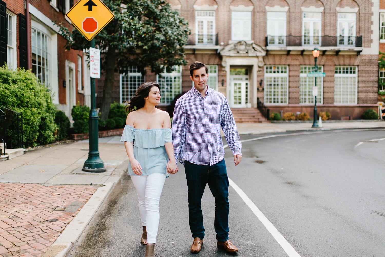 0017-Philadelphia Wedding Photographer Rittenhouse Engagement Center City Philly Engagement Photos Philly Weddings.jpg