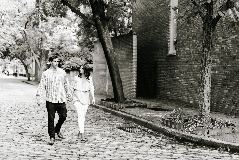 0022-Philadelphia Wedding Photographer Rittenhouse Engagement Center City Philly Engagement Photos Philly Weddings.jpg