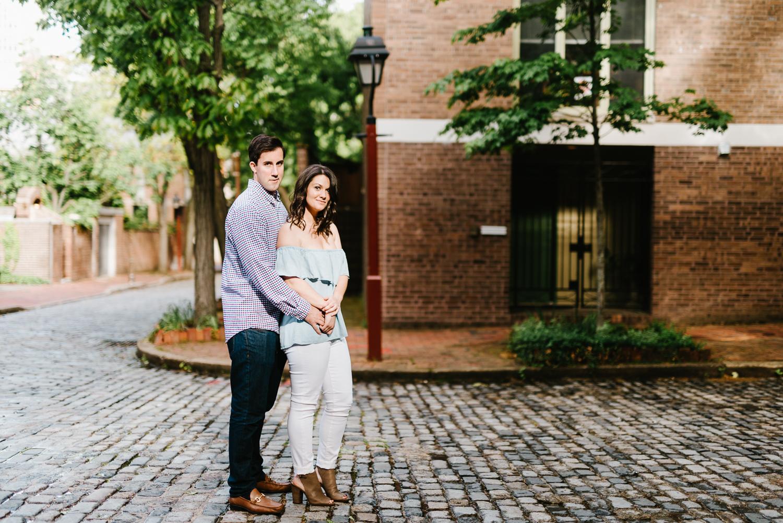 0026-Philadelphia Wedding Photographer Rittenhouse Engagement Center City Philly Engagement Photos Philly Weddings.jpg