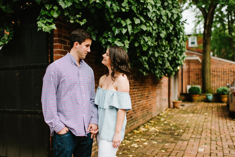 0030-Philadelphia Wedding Photographer Rittenhouse Engagement Center City Philly Engagement Photos Philly Weddings.jpg