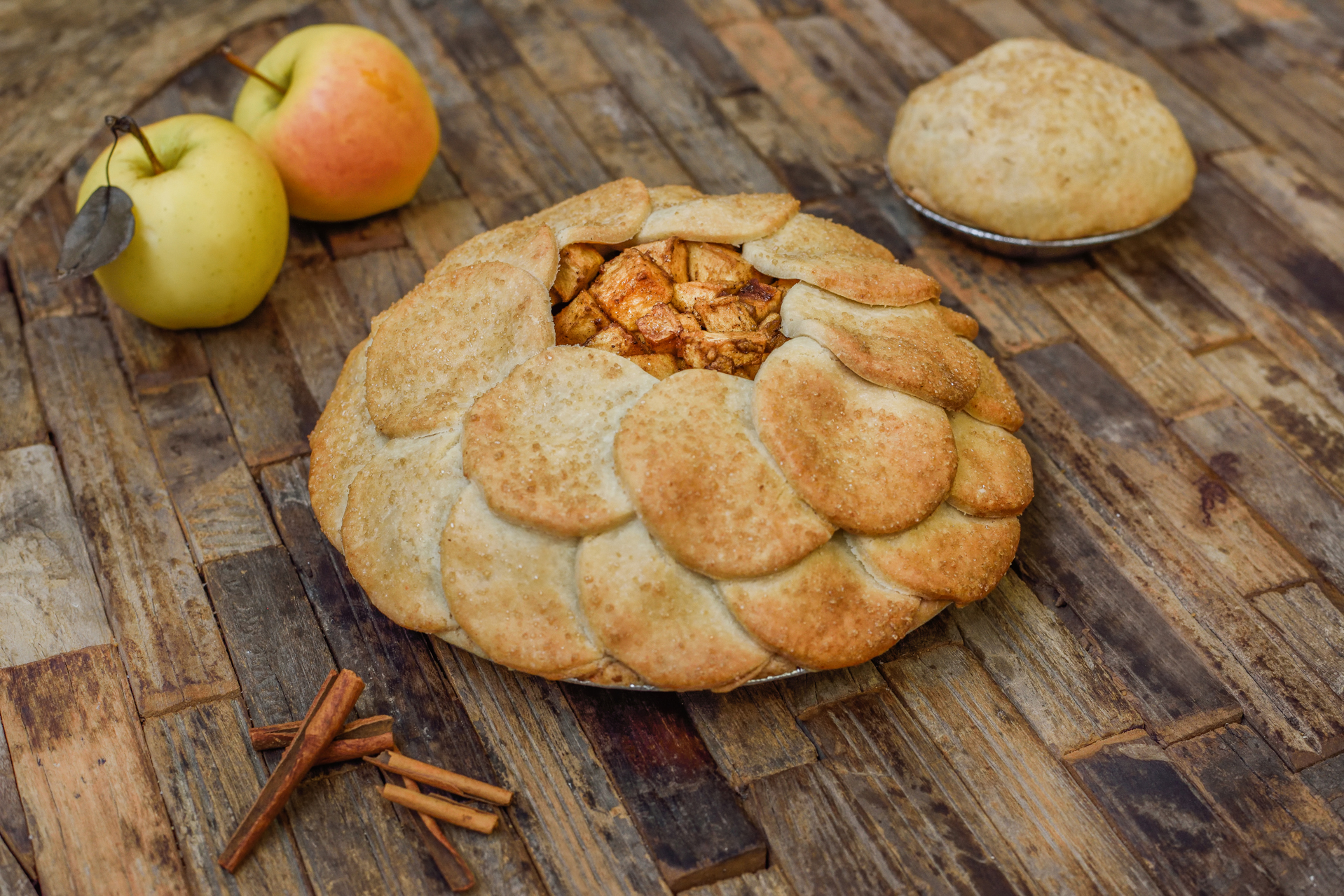 Copy of Gluten-free Apple Pie