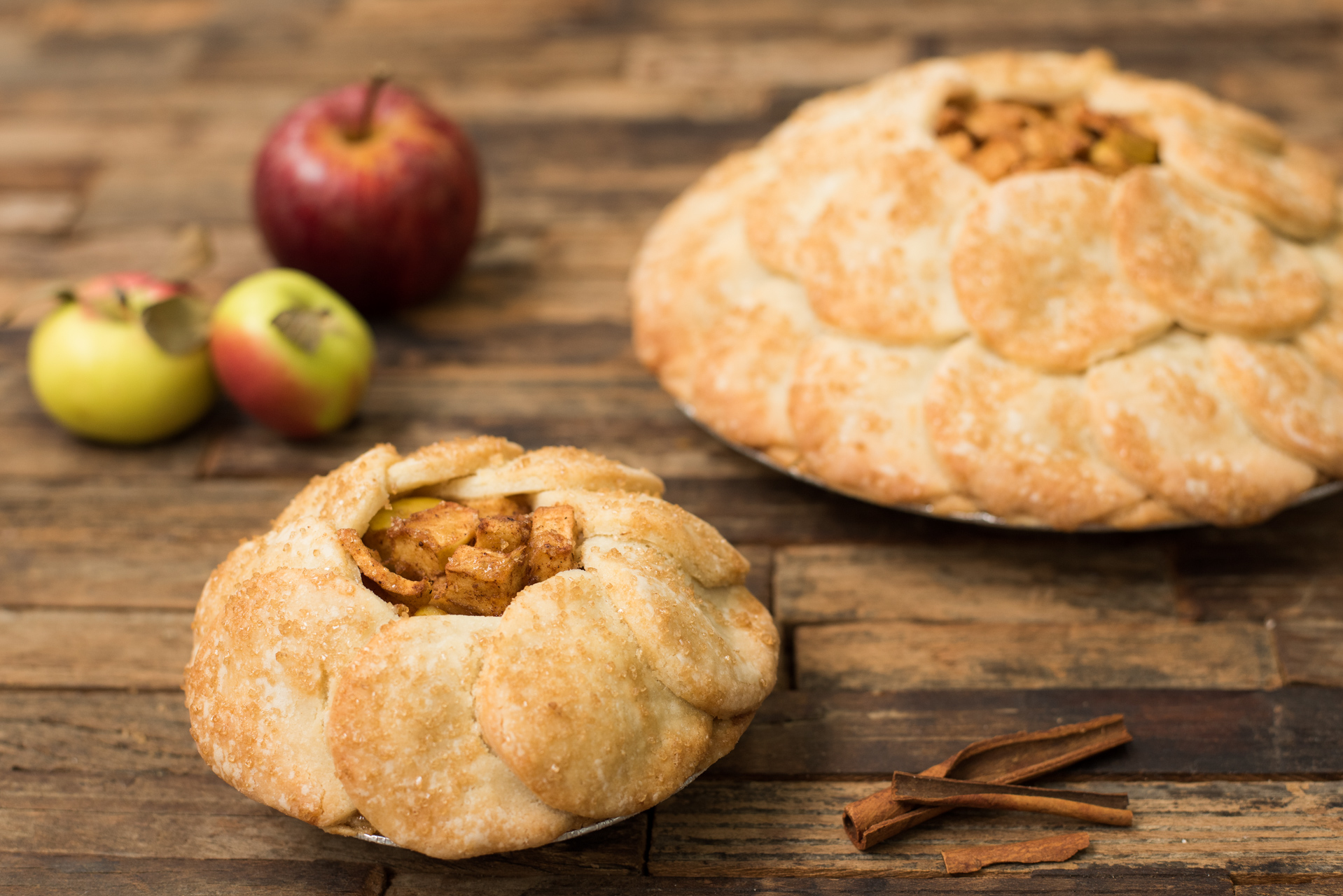 Copy of Gluten-free Apple Pie Small