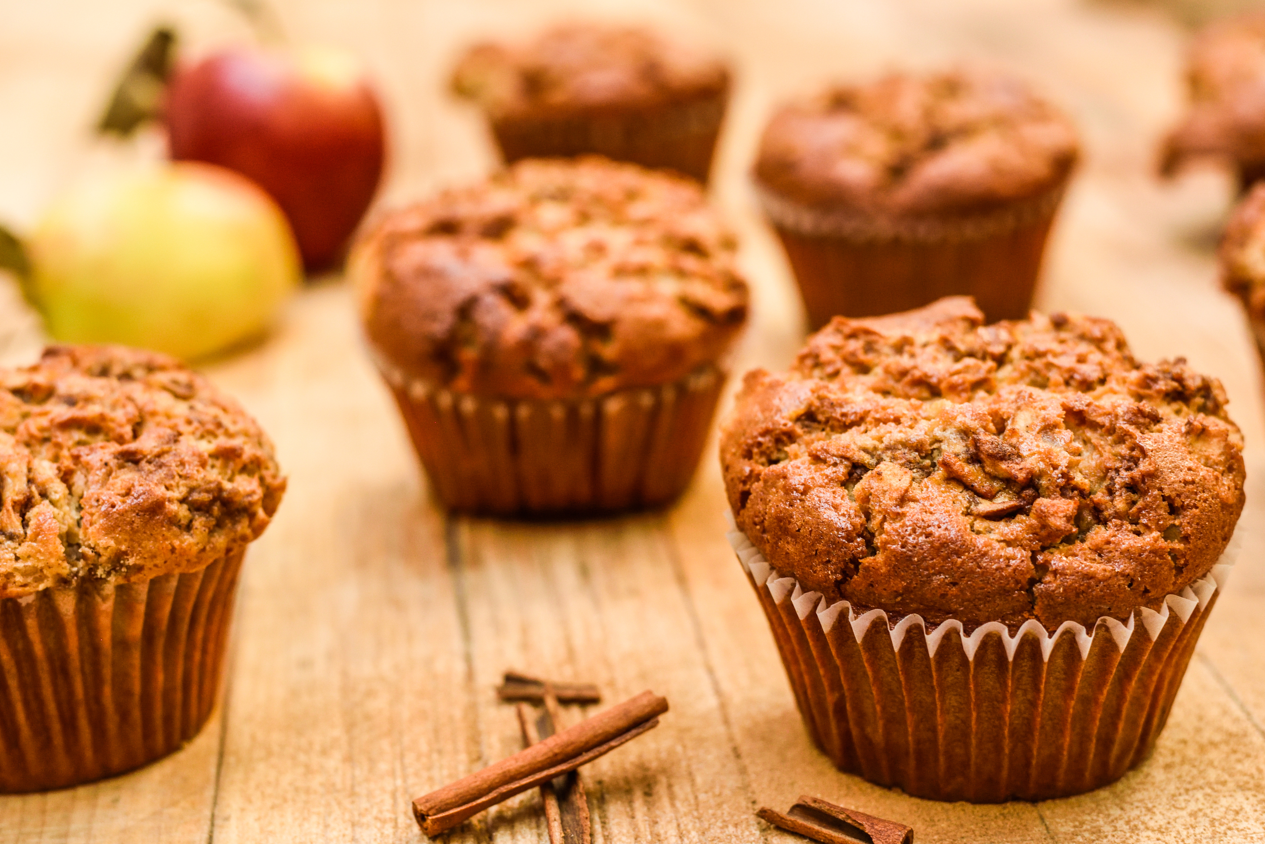 Copy of Gluten-free Apple Spice Muffin