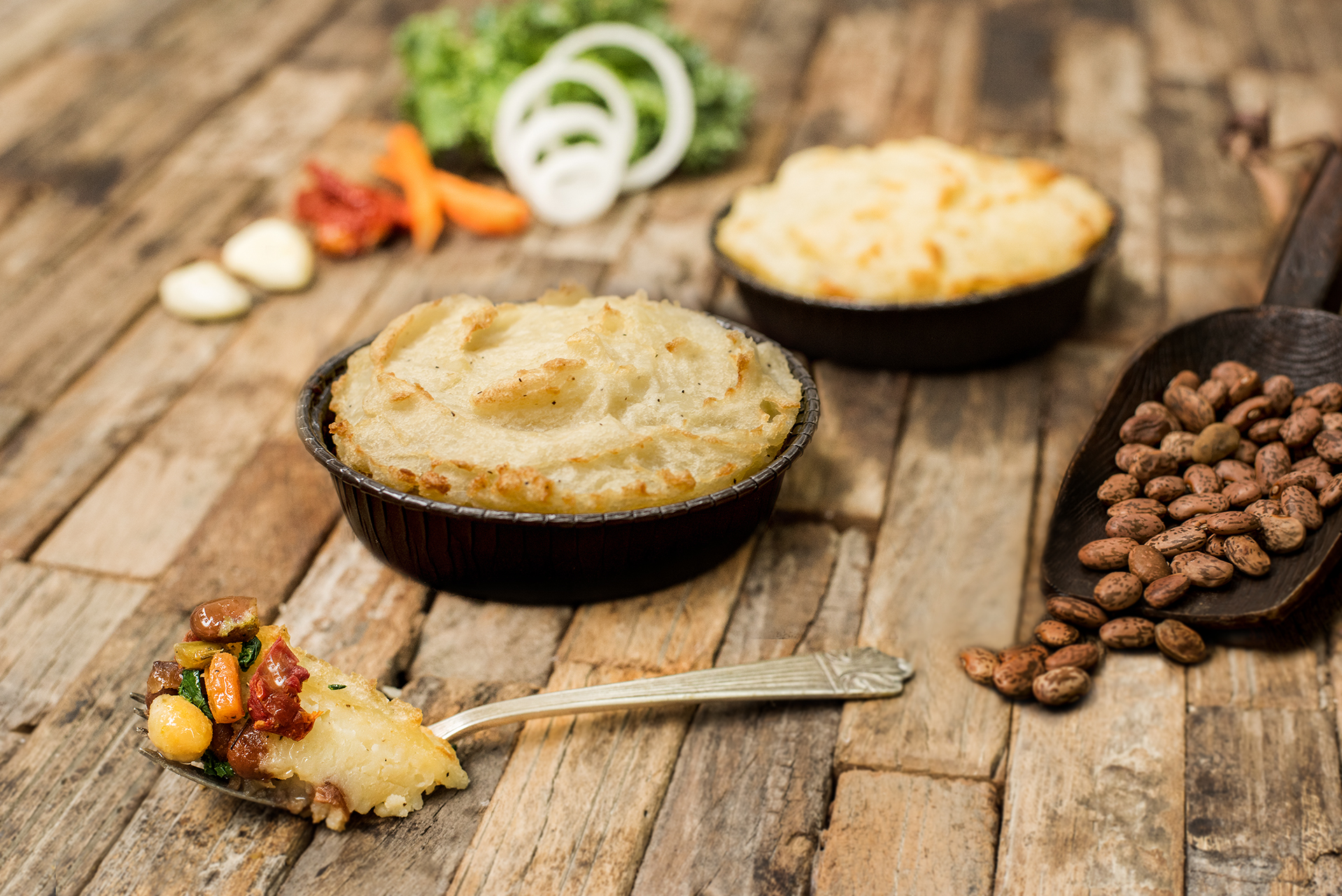 Copy of Gluten-free Shepherd's Pie