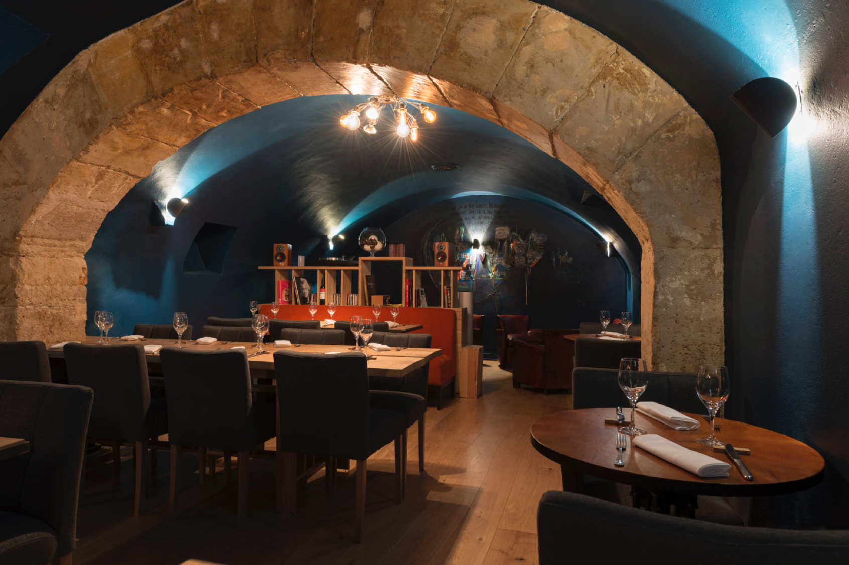 Restaurant (V)ivre -