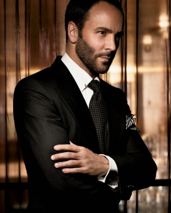 Tom Ford, in  GQ