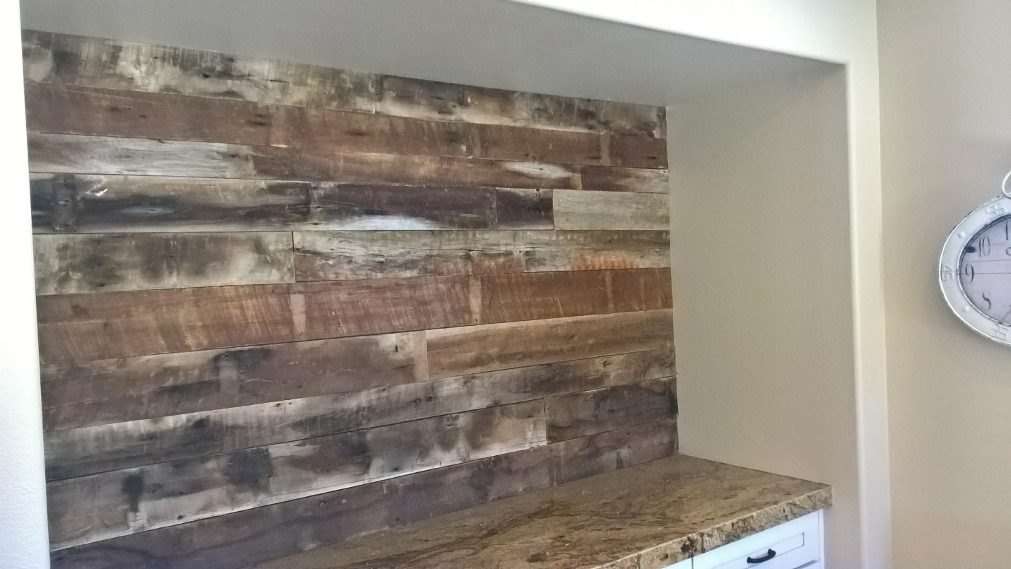 Reclaimed wood wall paneling adds rustic charm to any room and area. There are so many options to create the perfect wall. U.S. Reclaimed, Vintage Lumber & Wood Works offers a variety of reclaimed wood material that is waiting to be explored. Visit our website and/or the store to get started on your paneled wall with U.S. Reclaimed Wood; no wall is too big or small.