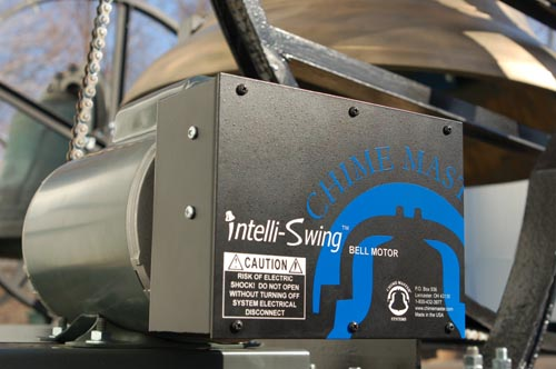 Rotary motor with   intelli-Swing  ™ control