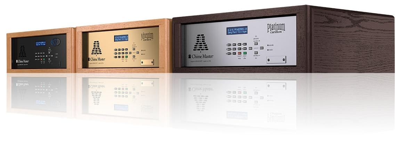 Model Six SS, Millennium, Platinum Electronic Carillons and Digital Church Bells