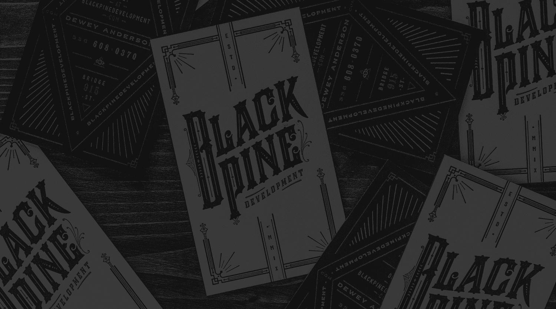 _04 / BLACK PINE