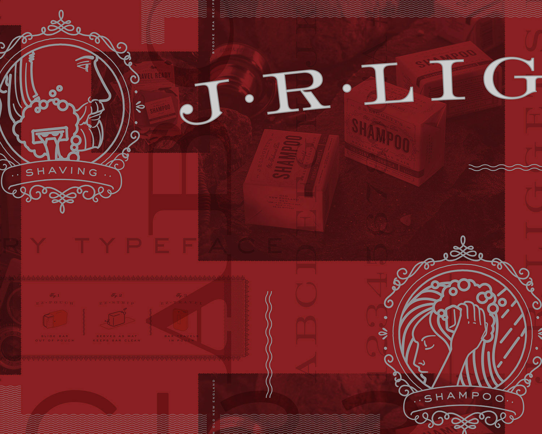_13 / DCC × J.R. LIGGETT'S