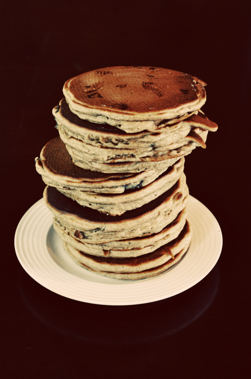 """""""There is hardship in everything except eating pancakes."""" – Charles Spurgeon"""
