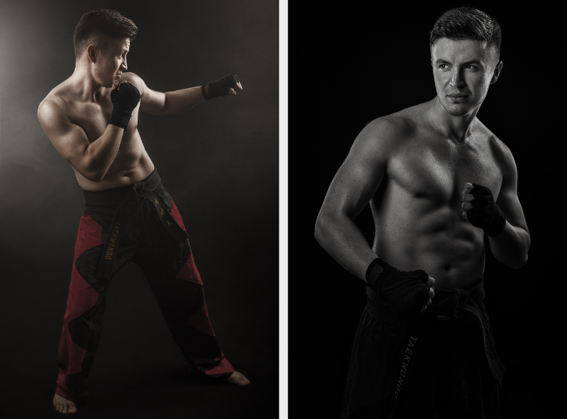 Yakup Usta - Weltmeister Portrait im Fotoworkshop Kiel