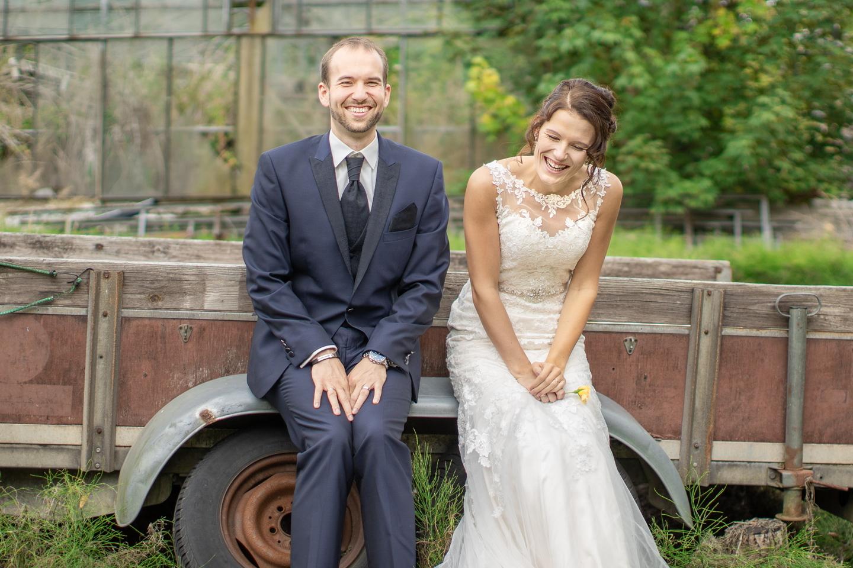 Hochzeitsfotos Kiel - After Wedding Shoot - Brautpaar - Brautkleid - Hochzeitsfotos Kiel