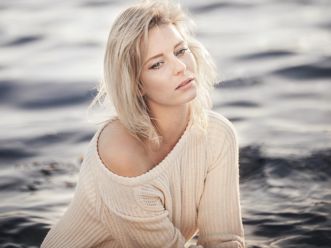 Portraitfotografie Outdoor & Outdoor Modelsharings & Fotokurse im Fotoworkshop Kiel